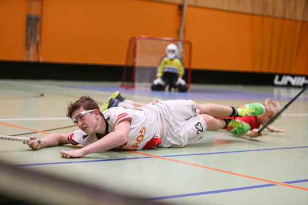 26 Unihockey Camp 2019   Donnerstag